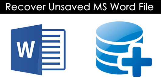 How To Recover Unsaved MS Word Document - IndyTags
