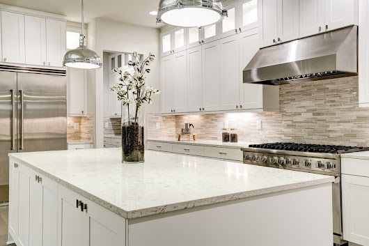 Marble Benchtops – A Sure Shot Way to Acquire a Stunning Kitchen - DropInAndDecorate.org