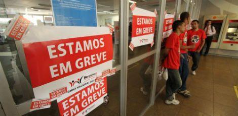 Última greve da categoria foi em outubro de 2015 / Foto: Arquivo/Guga Matos/ JC Imagem