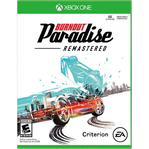 Burnout Paradise Remastered [Xbox One Game]
