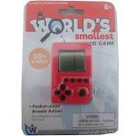 Worlds Smallest Handheld Video Game 50+ Arcade Games