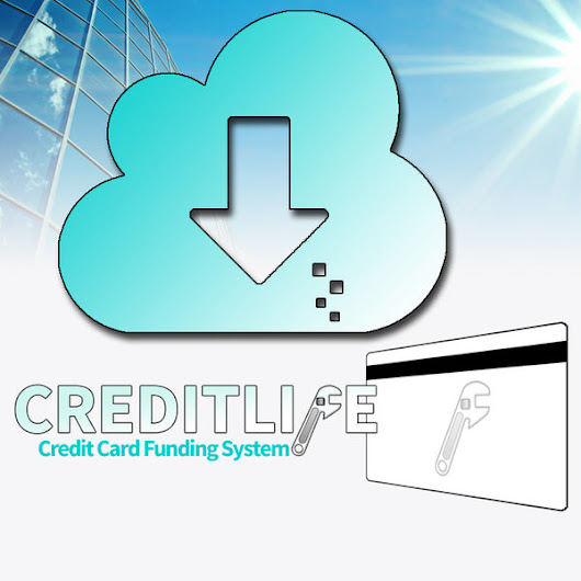 CreditLife - Credit Card Funding System