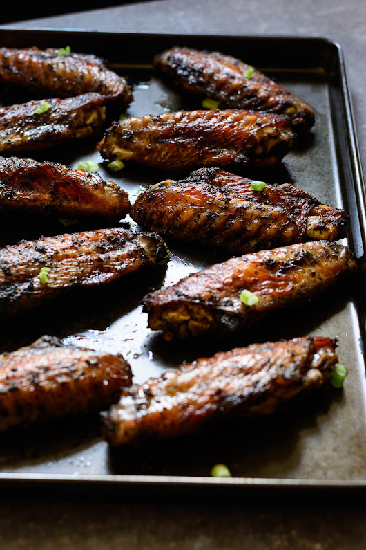 Jerk Turkey Wings - A Delicious Thanksgiving Alternative - Yummy Medley