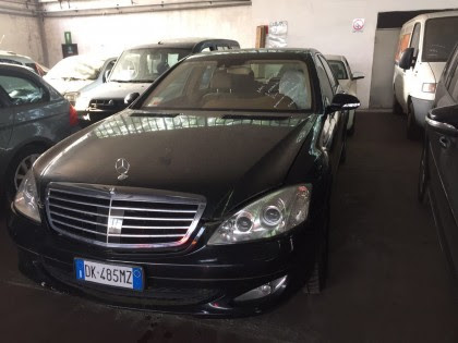 Mercedes Benz S320 CDI 4MATIC - Vendita - FallcoAsteTribunali.it