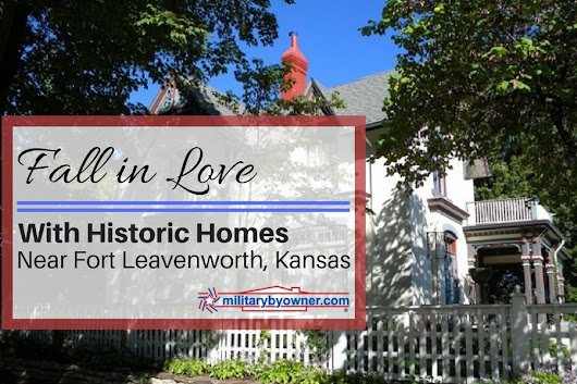 Fall in Love with These Historic Homes Near Fort Leavenworth, Kansas