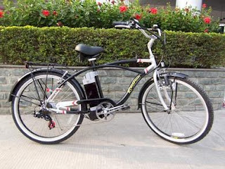 powersmart electric bicycles shop online july 2008. Black Bedroom Furniture Sets. Home Design Ideas
