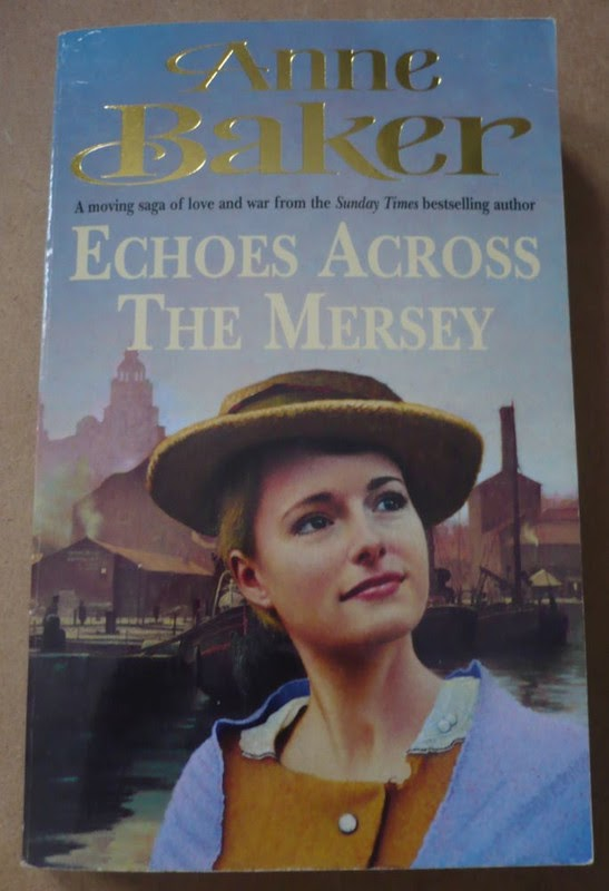 Echoes Across The Mersey by Anne Baker
