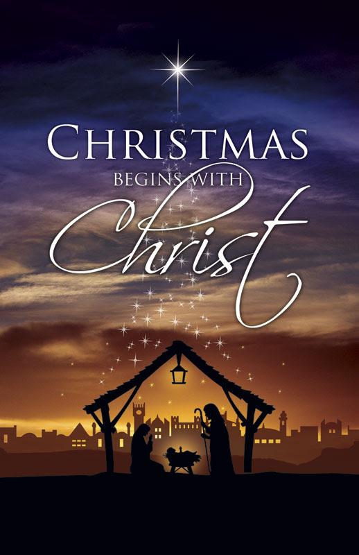 Christmas Postcards, Christmas Church Postcards - Outreach.com