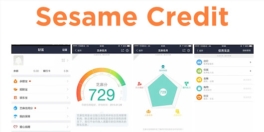 Sesame Credit, China's Game For Civil Obedience - Techaeris
