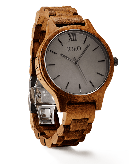 Jord Watches ~ Holiday Gift Guide ~ Giveaway
