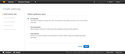Part II Revisting AWS S3 Storage Gateway (Test Drive Deployment) - StorageIOblog