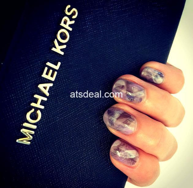 brushstroke nail trend atsdeal