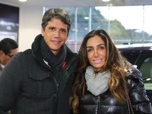 Márcio Garcia e Andréa Santa Rosa (Foto: Renato Frasnelli / Divulgação)
