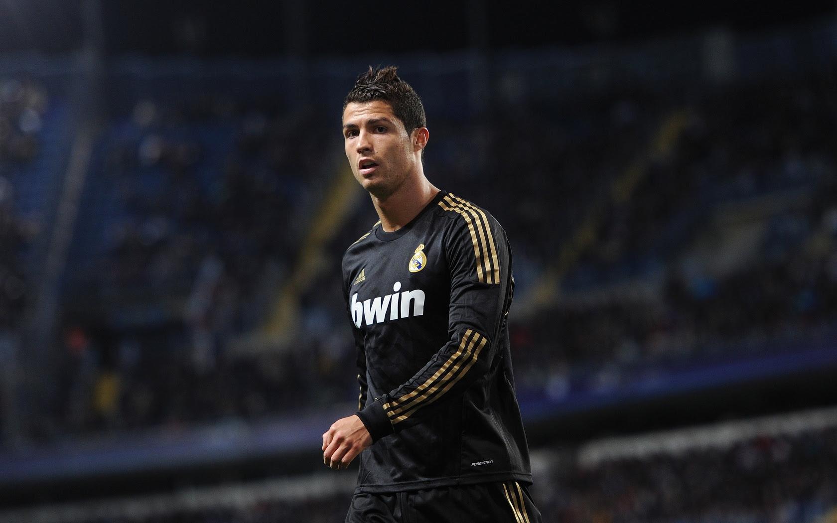 Cristiano Ronaldo Real Madrid Wallpapers 1680x1050 453867