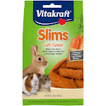 Vitakraft Slims with Carrot - 1.76 oz