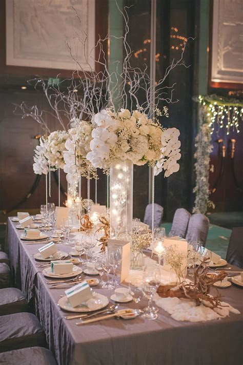 Desmond and Charlotte?s Winter Wonderland Wedding at