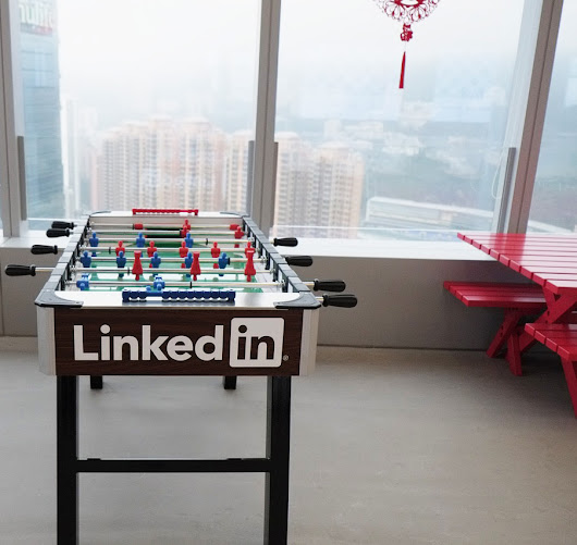 How I learned to stop worrying and tolerate LinkedIn