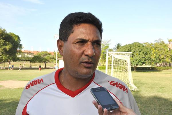 Flávio Barros comandou o Potiguar na Copa do Nordeste deste ano