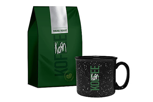 Korn Koffee Is Here - Will You Drink It?