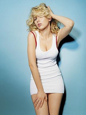 hollywood celebrity scarlett johansson sexy pics