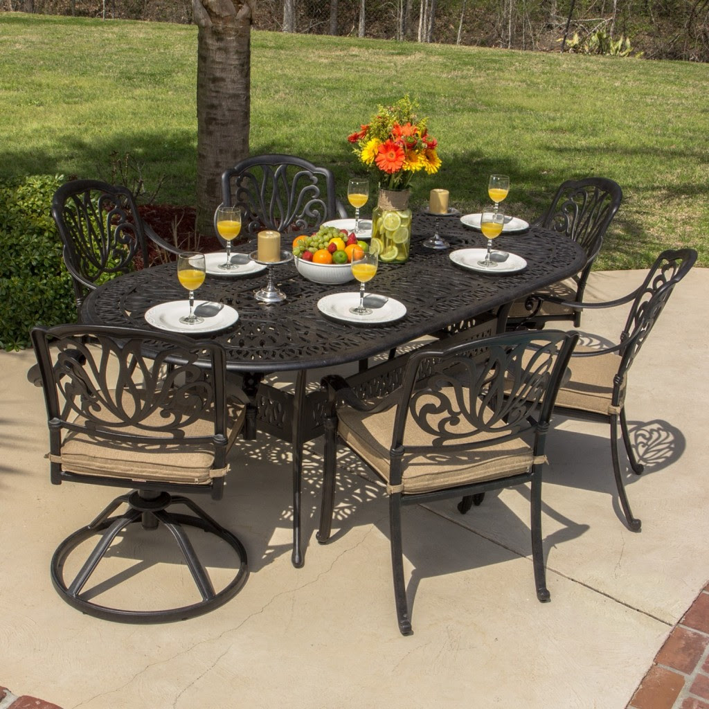 How to Opt Your Outdoor Living Space with Best Patio ...