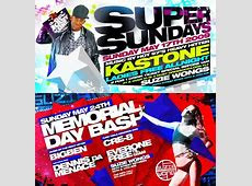 Are You Good2Go?!?: SUNDAY DJ KAST ONE AT SUZIE WONG 27TH