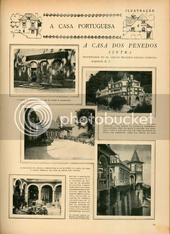 Casa dos Penedos Sintra
