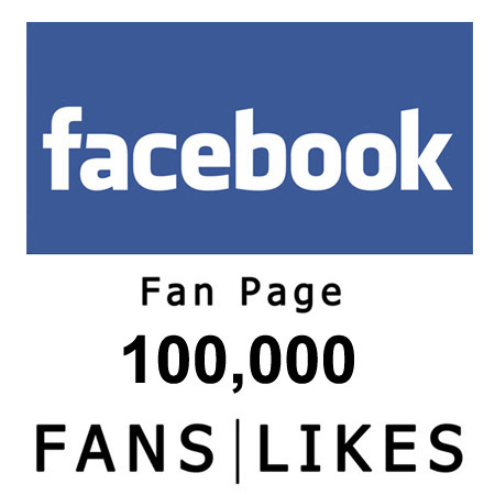 Get 100,000 Facebook Likes