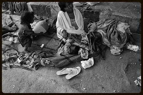 The Poor Of Hyderabad by firoze shakir photographerno1