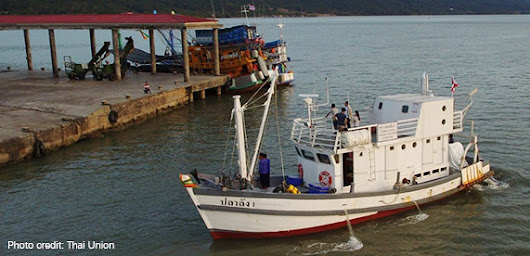 New demo boat promotes human rights in Thai fishing industry