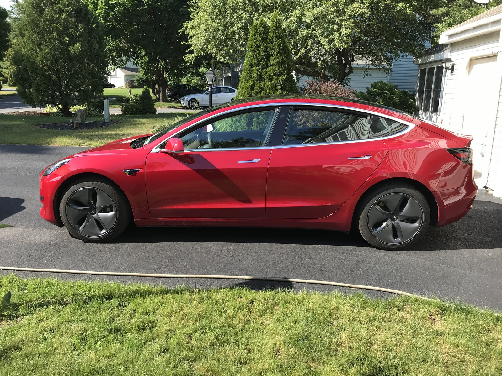 Stock 2020 Tesla Model 3 Performance Stealth 1 4 Mile Drag Racing Timeslip Specs 0 60 Dragtimes Com