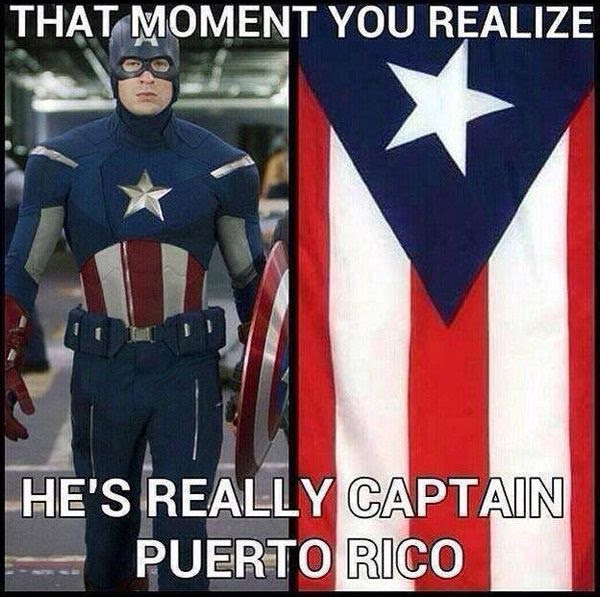 What if CAPTAIN AMERICA: THE WINTER SOLDIER or THE AVENGERS was filmed by a Latino production company?