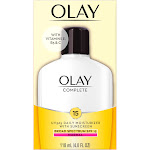 Olay Complete All Day UV Moisturizer, SPF 15, Normal Skin - Single, 4 fl oz bottle
