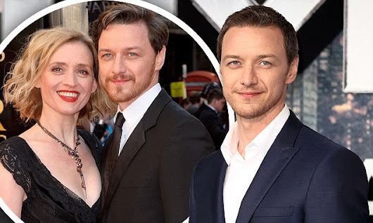 James McAvoy and Anne-Marie Duff set to divorce after nine years