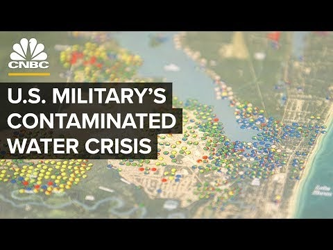Military's Toxic Exposure to Environmental Hazards