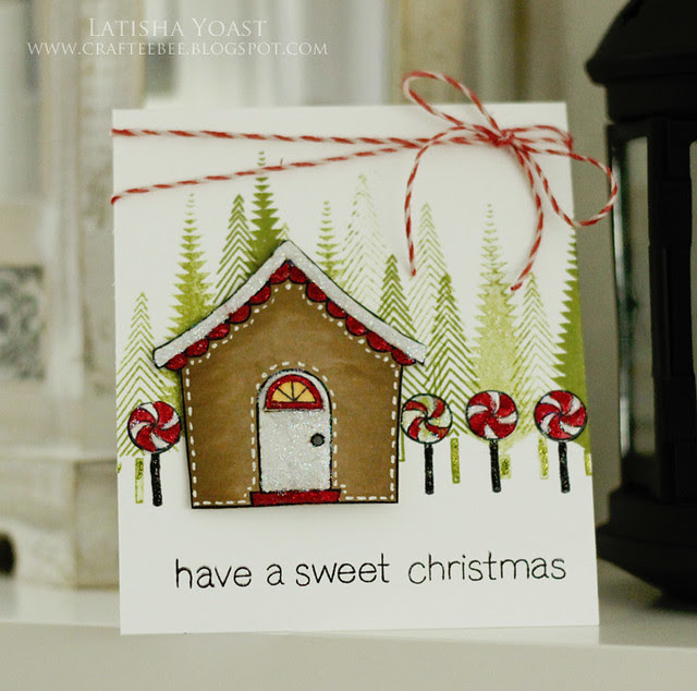 LawnFawn sweetchristmas lyoast