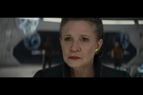 How Star Wars The Last Jedi Pays Tribute To Carrie Fisher