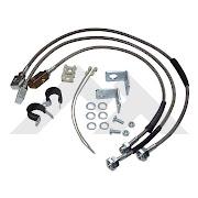 Russell Pro Swivel 48 Front Brake Line R08982