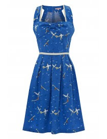 dress_197_-_rock_n_rollers_dress_-_bright_blue_seagull_-_front