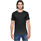 Alternative-Men'S Waterline T-Shirt-02815DA, Eco Black