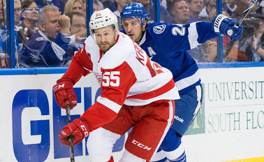 By The Numbers: Niklas Kronwall