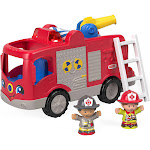 Fisher-Price Little People - Helping Others Fire Truck
