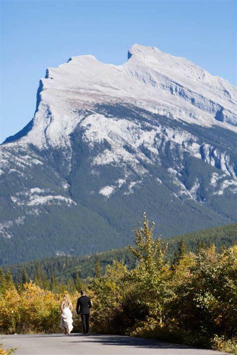 Outdoor Tunnel Mountain Banff Wedding   Banff Wedding