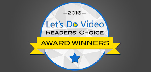 Let's Do Video 2016 Readers' Choice Awards
