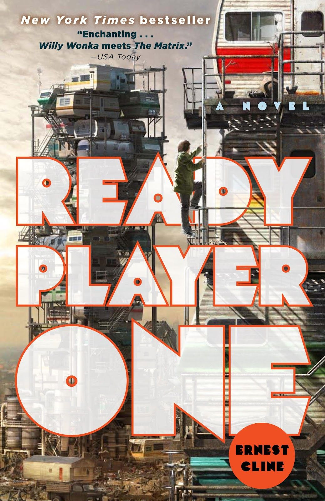 Resultado de imagen para ready player one movie poster