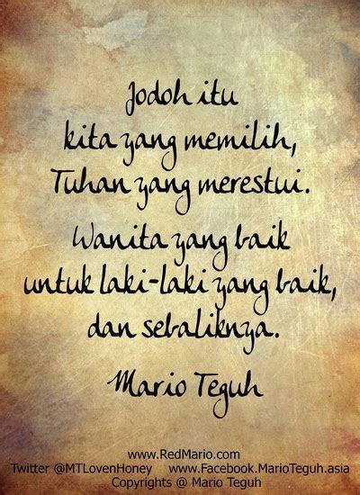 gambar kata kata bijak cinta mario teguh tentang jodoh
