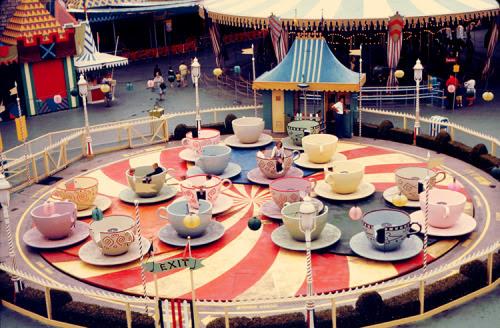 vintagegal:  Disneyland c. 1960s
