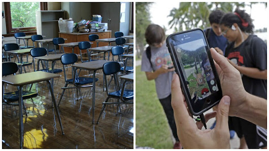 'Pokémon GO' in the Classroom?