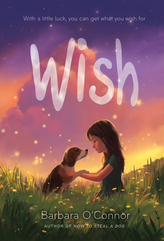 Interview + Giveaway | WISH by @barbaraoconnor #MGlit @MacKidsBooks