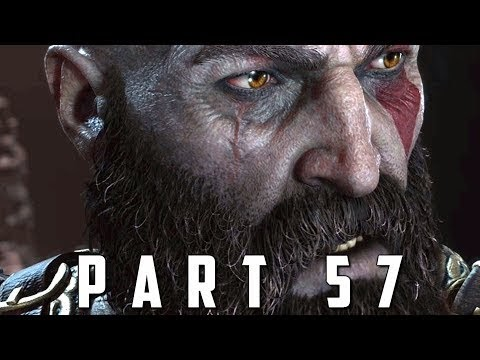 Gameplay GOD OF WAR Walkthrough Part 57  PS4